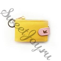 Кардхолдер с зеркалом Twinkle Mirror Card - Yellow