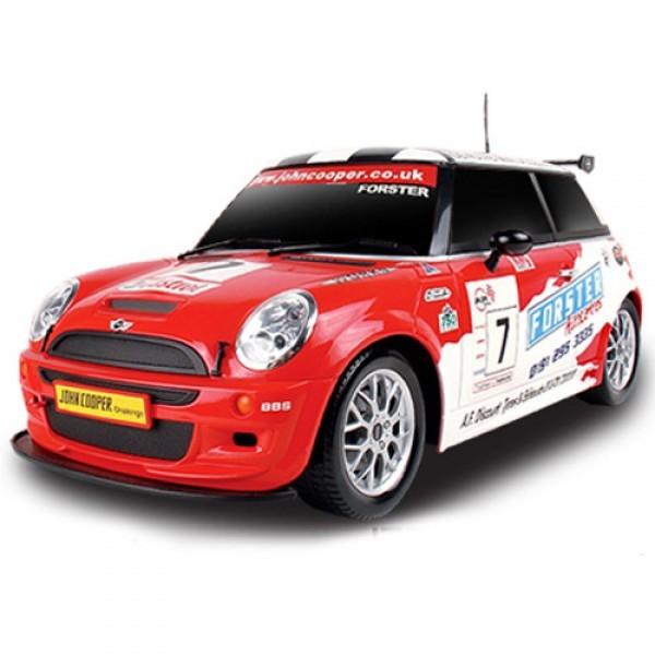 Радиоуправляемая машина Mini Cooper S Red