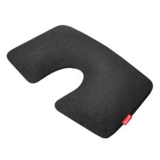 Темно-серая надувная подушка для путешествий First Class