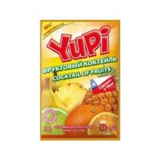 Растворимый напиток YUPI Фруктовый коктейль