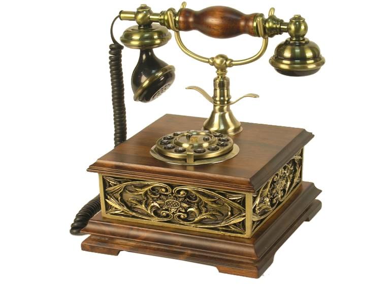 Телефон-ретро Old sol