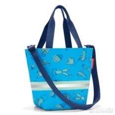 Детская сумка Shopper xs cactus blue