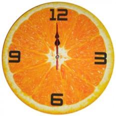 Настенные часы Апельсинка