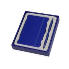 Синий набор для записей формата А6 Альфа