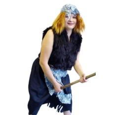 Карнавальный костюм Баба-Яга