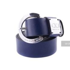 Женский ремень Calvin Klein (цвет - синий)