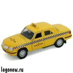 Модель машины Welly 1:34-39 Волга-такси