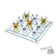 Алкогольные крестики-нолики