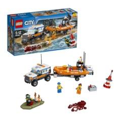 Конструктор Lego City Внедорожник быстрого реагирования