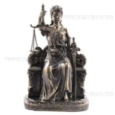 Декоративная фигурка Фемида (богиня правосудия)