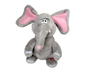 Поющая игрушка Лопоухий слоник
