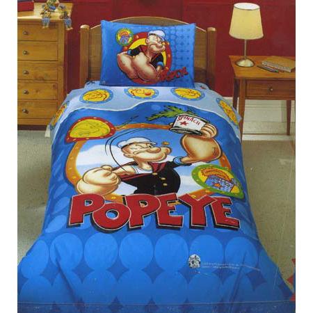 Комплект постельного белья POPEYE SPINACH