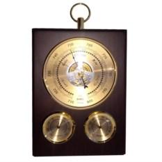 Настенная метеостанция; барометр, термометр и гигрометр