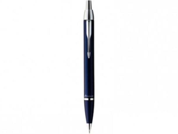 Шариковая ручка Parker модель IM Blue CT в футляре