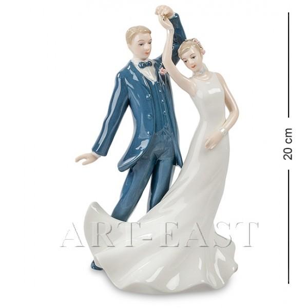 Музыкальная статуэтка Свадебный танец (Pavone)