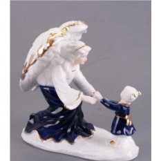 Статуэтка Ангел с девочкой