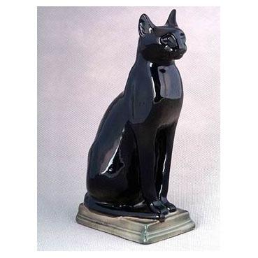 Анималистическая скульптура «Кошка египетская»