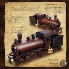 Минибар Винный поезд