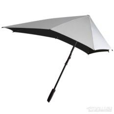 Зонт-трость Senz Smart XL (цвет: shiny silver)