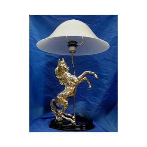 Лампа Конь на дыбах (малая)
