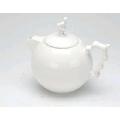 Чайник для заваривания чая «Белый»