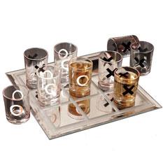 Алкогольная игра «Крестики и нолики»