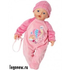 Кукла Baby born my little BABY born (Zapf Creation)