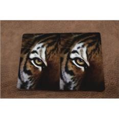 Обложка на паспорт «Промо - Глаз тигра»