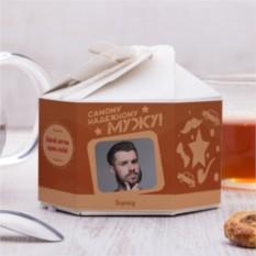 Чайный набор Самому надёжному мужу с фото