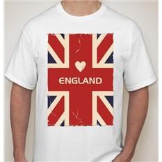 Мужская футболка England