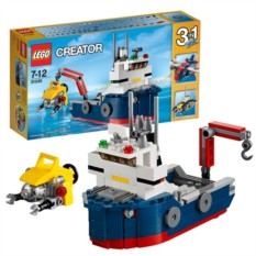 Конструктор Lego Creator Морская экспедиция
