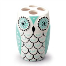Стакан для зубных щеток Owl