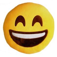 Подушка Emoji Lol