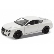 Модель машины 1:24 Bentley Continental Supersports от Welly