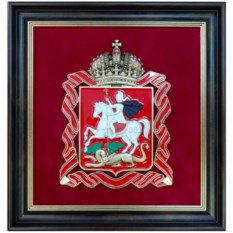 Панно Герб Московской области