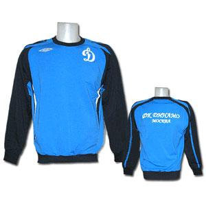 Тренировочный свитер Динамо 2007