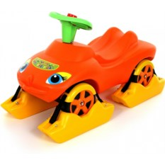Каталка Мой любимый автомобиль со звуком