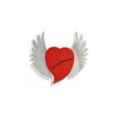 Настенные часы Крылья любви