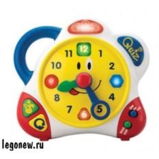 Развивающая игрушка Часики (на двух языках)