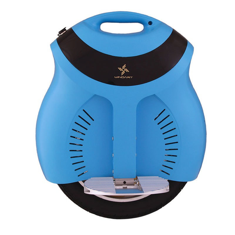 Синее моноколесо Hoverbot Q5