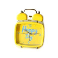 Настольный будильник Happy Day Yellow