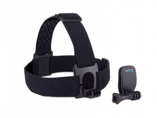 Крепление для камеры на голову GoPro Head Strap + QuickClip