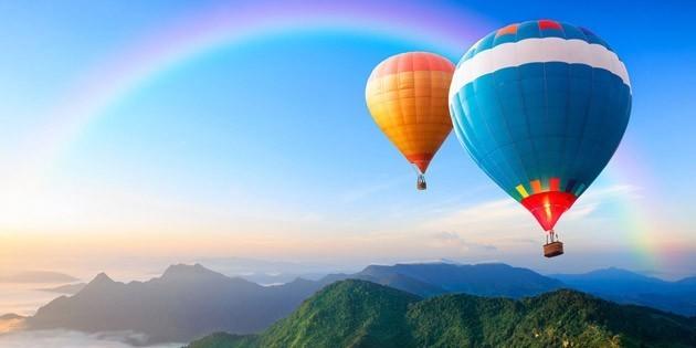Сертификат Романтический полет на воздушном шаре