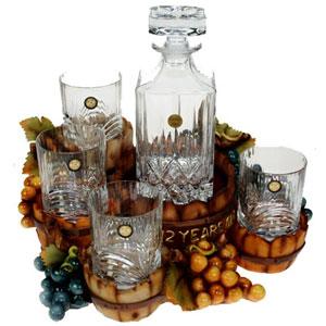Подарочный набор для вина  «Виноград»