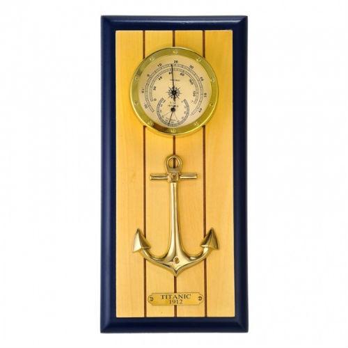 Термометр/гигрометр Якорь, панно