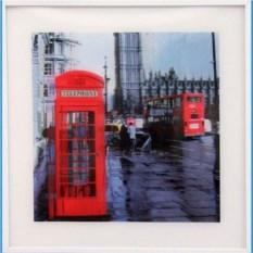 Картина Лондон с эффектом 3D