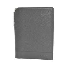 Серая обложка для паспорта и ручка Cross Nueva FV