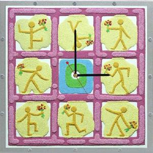 Часы настенные «В ожидании встречи»