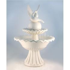 Настольный фонтан Пара голубей