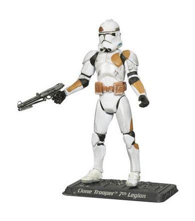 Фигурка Clone Trooper 7th Legion
